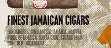 Finest Jamaican Cigars